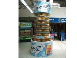 商超包柱设计
