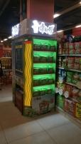 河北超市堆头制作