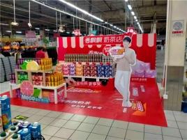 邯郸香飘飘品牌专区制作